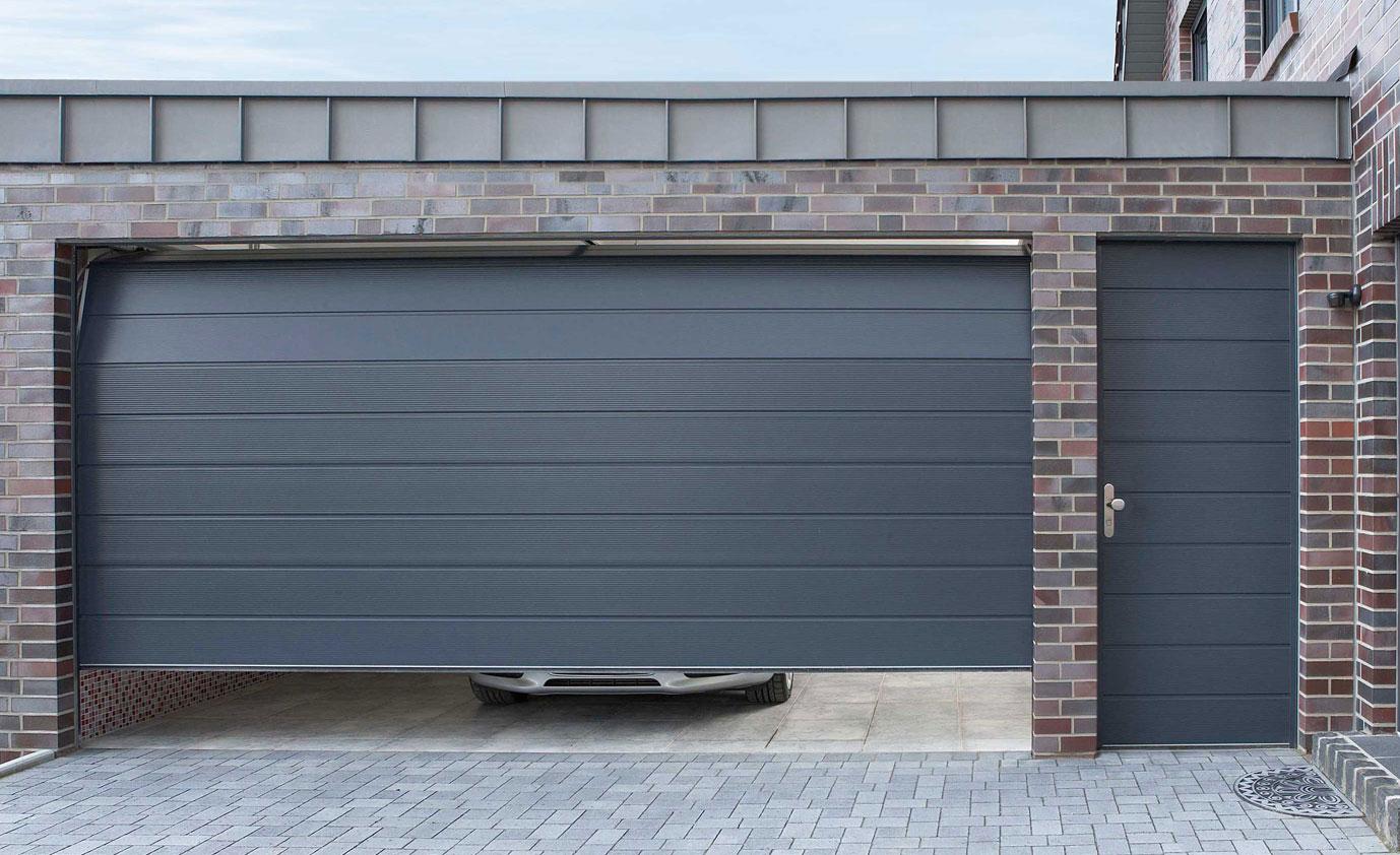 ворота гаражные секционные цена стоимость