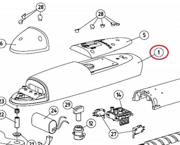 Купить автоматику на ворота ferni
